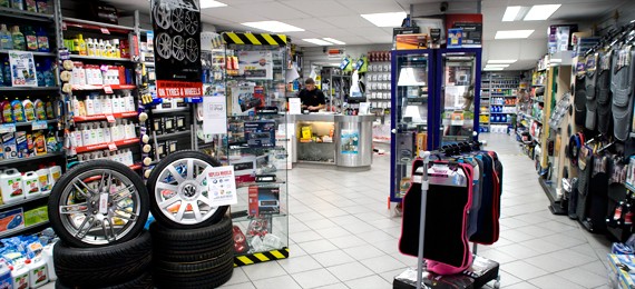 car accessories shop in singapore